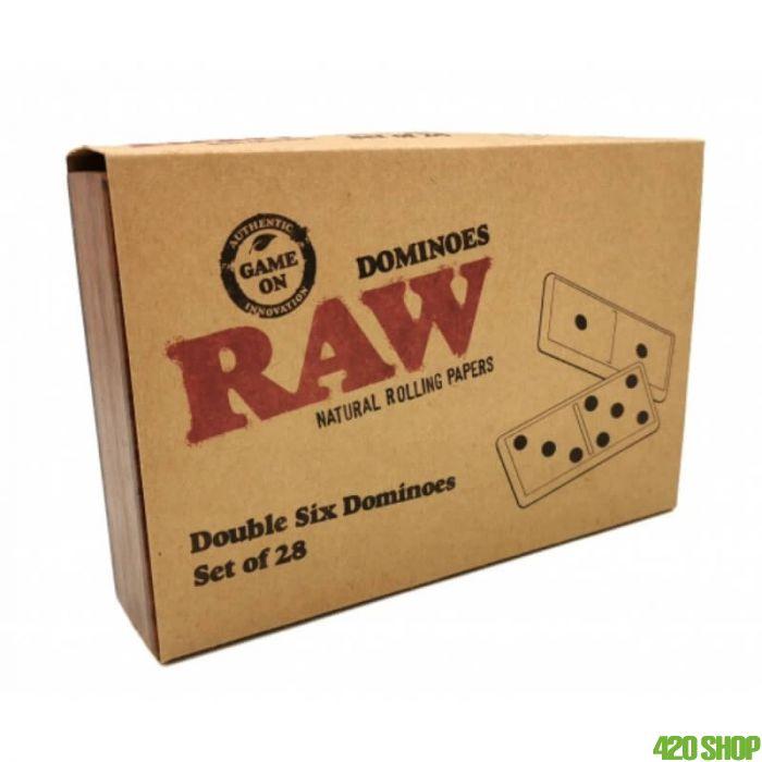 Raw Dominoes Set