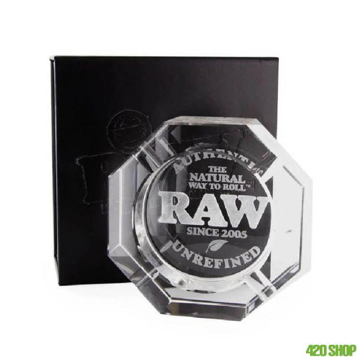 Raw Crystal Ashtray