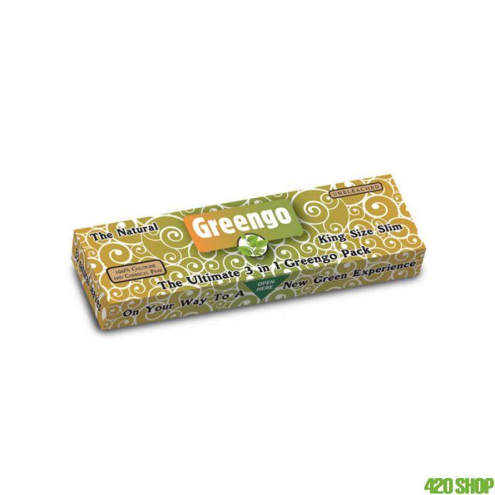 Greengo Kingsize Slim 3 in 1