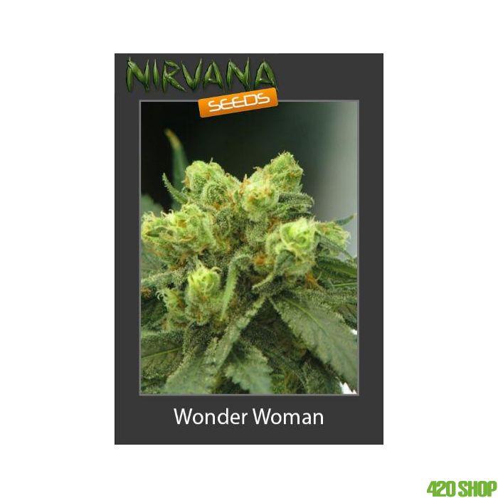 Wonder Woman Nirvana