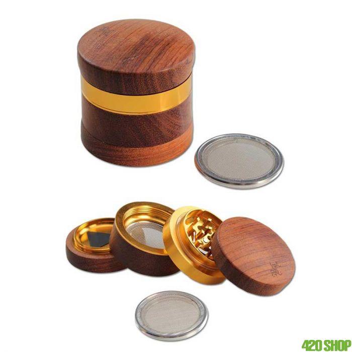 Wood & Aluminum Grinder