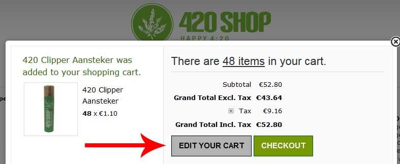 420 Shop Discount Coupon