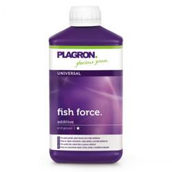 Fish Force (Groeivoeding voor een snelle groei, groene bladeren en een hoge weerstand)