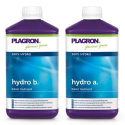 Hydro A+B Plagron (Groei en Bloeivoeding)