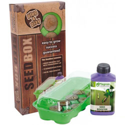 Seedbox / Propagator voor het ontkiemen van zaden