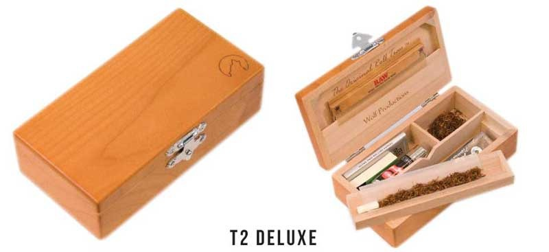 Original Joint Rolling Tray T2
